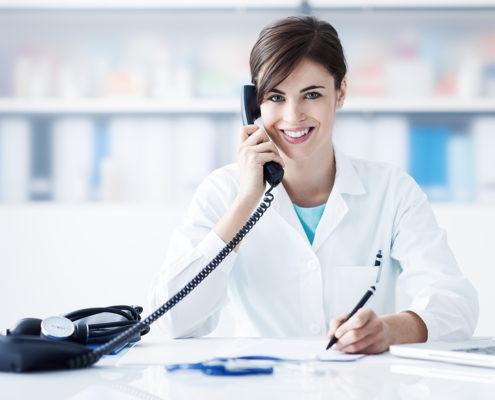 télésecrétaire médical