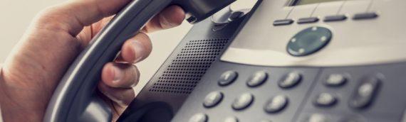 Principales techniques en réception d'appel