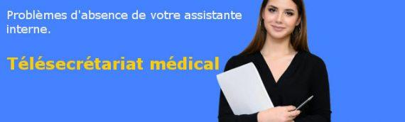 Le télésecrétariat médical, le relai idéal de votre assistante à temps partiel !